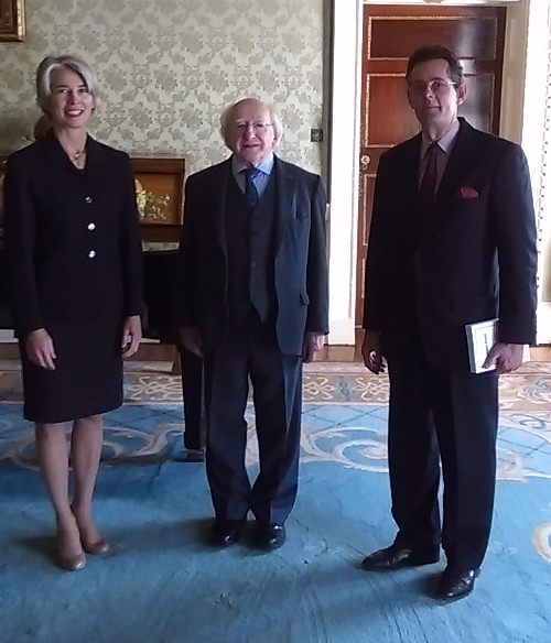 President Higgins and Common Sense